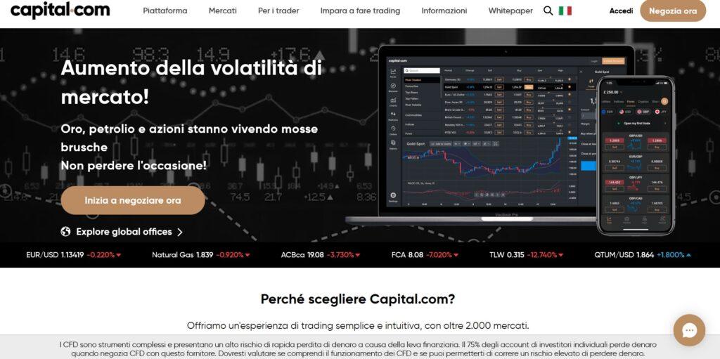 recensione completa su Capital.com